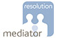 resolution mediator logo